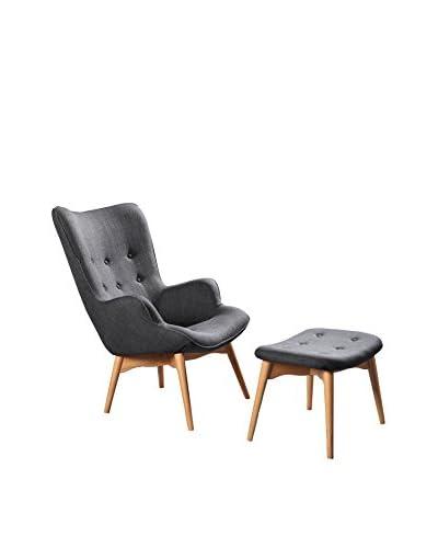 Ceets Carlton 2-Piece Lounge Set, Fuchsia