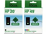 Take4Less 2-pack (B+C) HP # 20 49