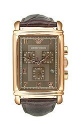Emporio Armani Reloj de cuarzo AR0293 Marrón 31 mm
