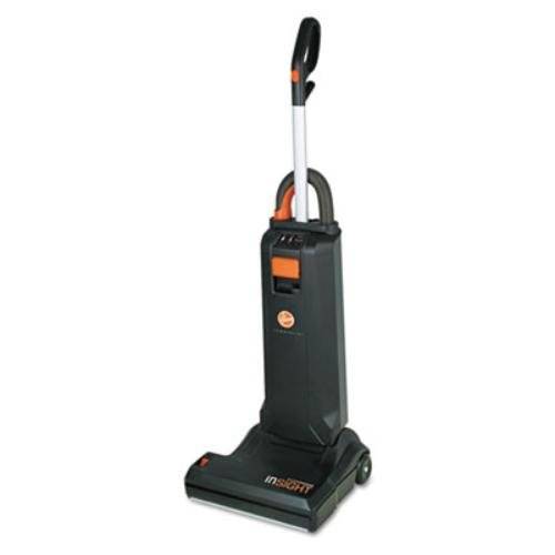 Hoover CH50102 Insight-Quiet Industrial Upright, 10 Amp, 20 lb., 15