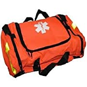 First Responder First Aid Kit Trauma Bag First Aid Kit Fully Stocked