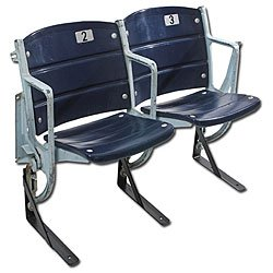 Dallas Cowboys Texas Stadium Memorabilia Stadium Seats - Set Of 2 by S&S Seating, Inc.