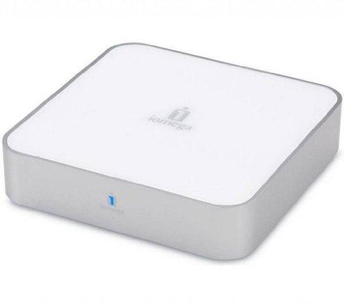 Iomega 34938 1TB MiniMax FireWire 800/USB 2.0 3.5 inch External Hard Drive - White