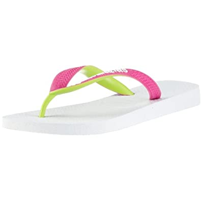 Havaianas Top Mix Tongs mixte adulte - Blanc  BR 43/44 EU