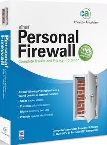 CA Etrust Personal Firewall R5.5 - 3 User