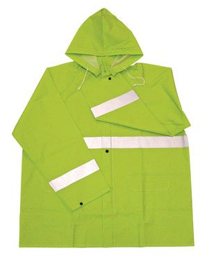 Boss Rain Jacket Medium 35 Mil Green