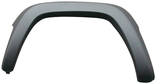 OE Replacement Jeep Liberty Front Passenger Side Fender Flare (Partslink Number CH1269103) (Fender Flare Jeep Liberty compare prices)