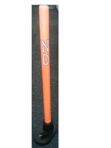 ND Cricket Training Field Practice Target Stump Single