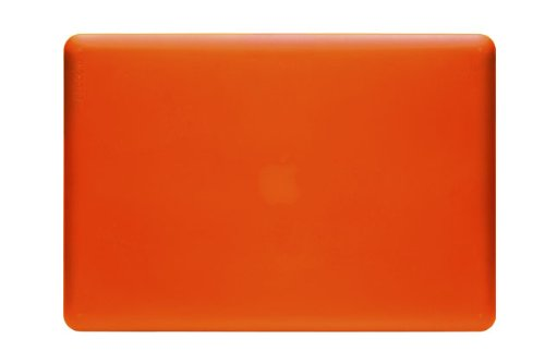 Incase Designs Cl57370 Hardshell Case For 15-Inch Macbook Pro - Orange
