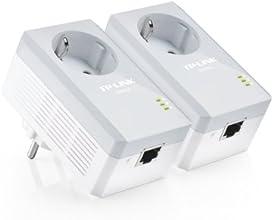 TP-LINK TL-PA4010PKIT - Nano Extensor de red por línea eléctrica (3 años de garantía, con enchufe, AV500, sin configuración)