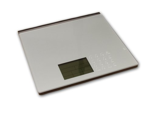 Salter 1406 Glass Top Nutritional Scale
