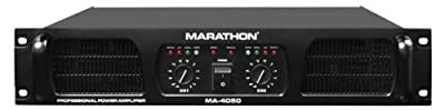 Marathon MA-4050 PRO Series Amplifier from Marathon Professional