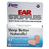 Flents Ear Stopples 6's (Case of 6)