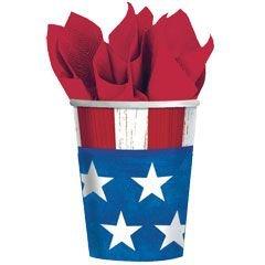 Americana 9 oz. Paper Cups