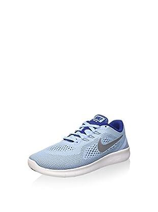Nike Zapatillas Free RN (GS) (Azul)