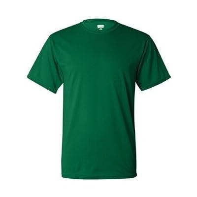Augusta Sportswear Men's Crewneck Wicking Knit T-Shirt, KELLY
