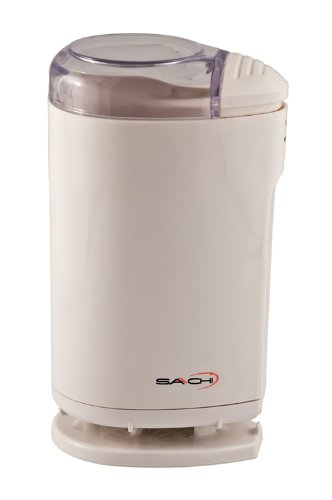 Saachi SA-1430 Electric Spice/Nuts/Coffee Grinder with Stainless Steel Blades