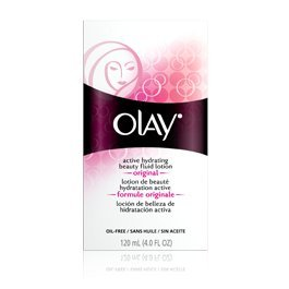 Olay Active Hydrating Beauty Fluid, Original, 6 Ounce (Pack Of 2) front-522439