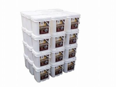 Emergency Survival Food 4320 Meals MRE Wise Long Term