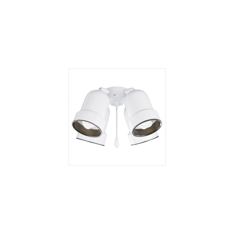 Emerson CFMLK4 4 Ceiling Fan Light Bullet Ceiling Fan Light Kit