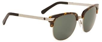 Buy Spy Bleecker Sunglasses 1956 Happy Grey Green Lens Mens by Spy