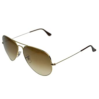Ray-Ban 3025 W3234 Arista 3025 Aviator Aviator Sunglasses Lens Category 3