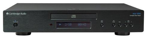 Cambridge Audio Azur 550C CD Player, Black