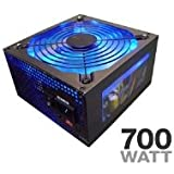 Apevia ATX-AQ700W 700-Watt Aqua Power Supply