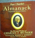 cover of Poor Charlie's Almanack: The Wit and Wisdom of Charles T. Munger