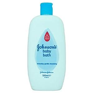 Baño del bebé 500ml de Johnson - BebeHogar.com