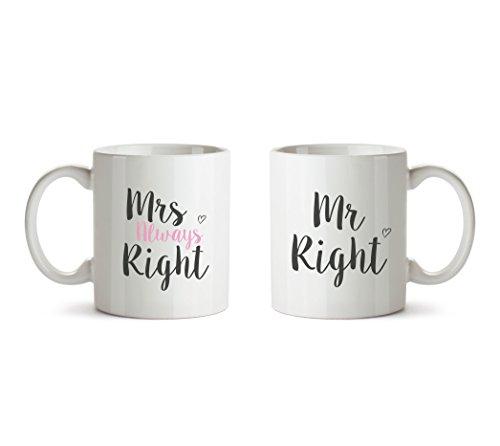 mr-right-mrs-always-right-e-set-di-tazza-da-te-per-anniversario-di-matrimonio-ideale-per-caffe-10-cl