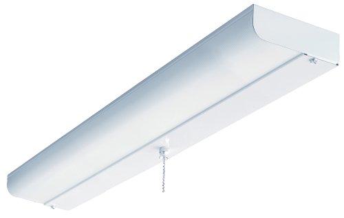 lithonia lighting cuc8 17 120 lp s1 m4 24 inch 1 light. Black Bedroom Furniture Sets. Home Design Ideas