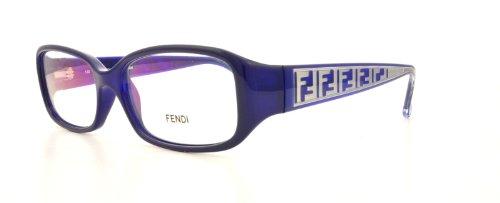 FendiFendi 983 424 Blue Opaline Eyeglasses 53mm