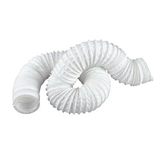 100mm PVC Flexible Ducting - 3m