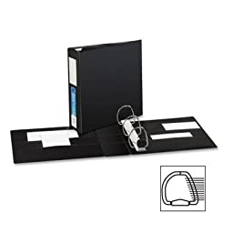 AVE79993 - Heavy-Duty Vinyl EZD Ring Reference Binder by Avery