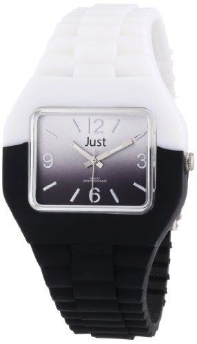Just Watches 48-S6501-WH-BK - Orologio unisex