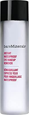 bareMinerals Instant Waterproof Eye Makeup Remover, 4 Ounce