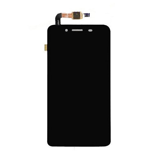 Original LCD Display and Touch Screen Digitizer Glass Replacement Full Assembly for Elephone P6000 Repair Part (Black)