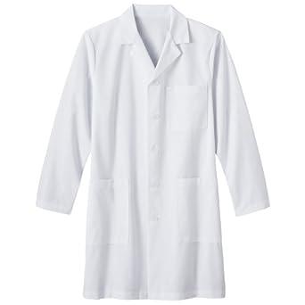 White Swan / Meta - Mens Lab Coat - Medium -