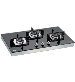 Glen GL-1073 SQF Hobtop 3 Burner Gas Cooktop