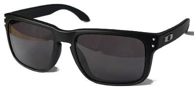Oakley Holbrook Matte Black/Warm Grey Sunglasses