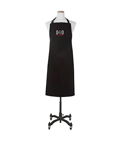 KAF Home King of the Grill Black Apron
