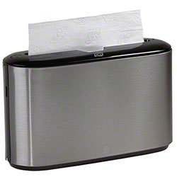 Zoom Supply SCA302030 Tork Towel Dispenser, Elegant Classy Stainless Steel Tork Xpress Countertop Dispenser, Multifold Tork Towel Dispenser -- ADA Compliant Version (Countertop Paper Dispenser compare prices)