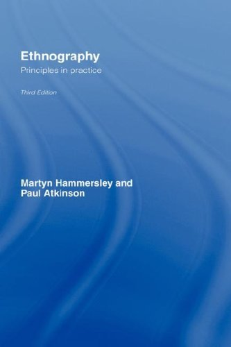 writing ethnographic fieldnotes The book writing ethnographic fieldnotes, second edition, robert m emerson,  rachel i fretz, and linda l shaw is published by university of chicago press.