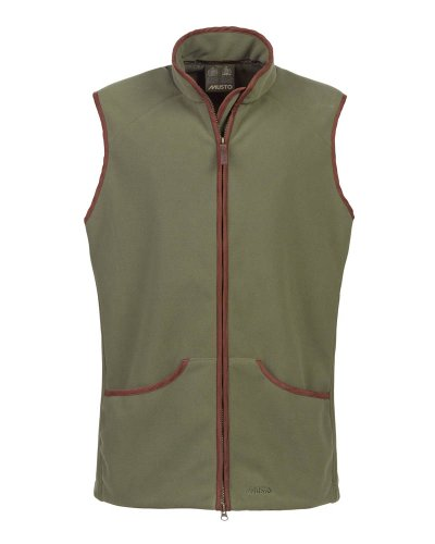 Musto Windjammer Shooting Gilet Dark Moss L