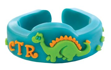 LDS Childrens Adjustable Silicone Dinosaur CTR