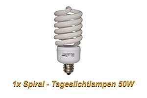 Studio de photo Lampe spirale, lumière du jour 50W