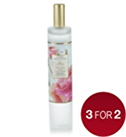 Floral Collection Magnolia 3 in 1 Body, Room & Linen Spray 100ml