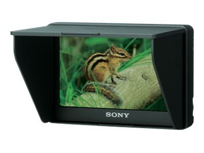 Sony Clmv55Bdl1 5-Inch External Lcd Monitor Bundle For Alpha/Handycam Cameras For Sony