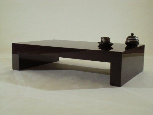 Tisch couchtisch beistelltisch kaffeetisch wohnzimmertisch for Wohnzimmertisch braun